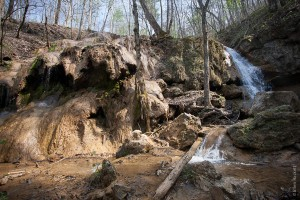 Falls Ridge waterfall