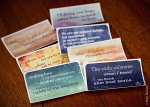 UUA stickers