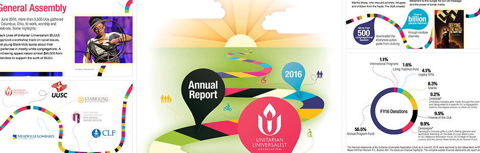 UUA Annual Report 2016